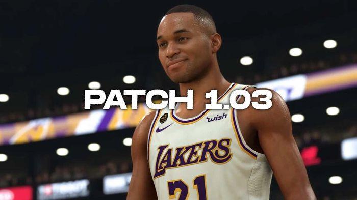 NBA 2K21 Patch 1 03 Update