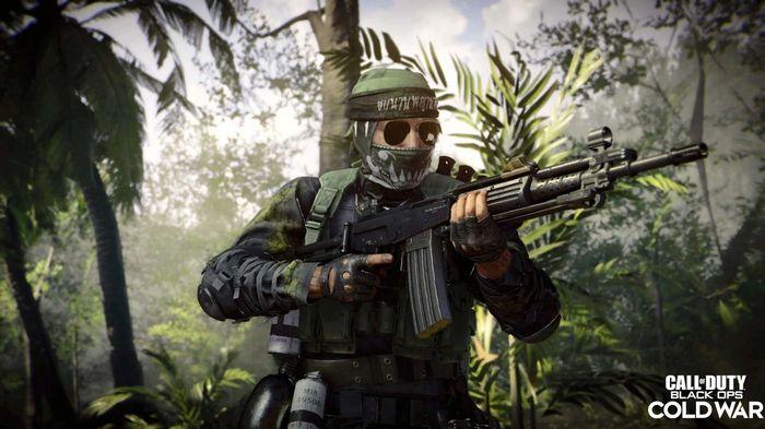 Black Ops Cold War Season 2 Naga Operator
