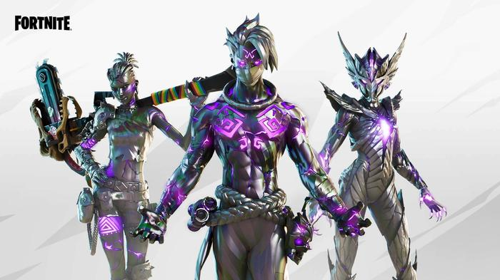 Fortnite Season 6 Runic Styles