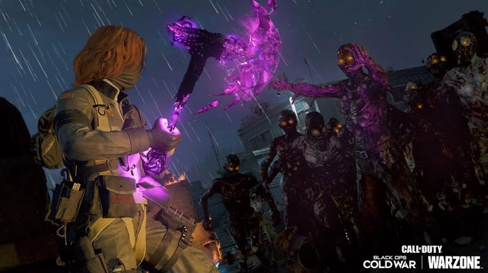 Black Ops Cold War Season 6 New Zombies Map Forsaken Wonder Weapon