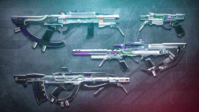 Destiny 2 Season 14 Season of the Splicer Armaments