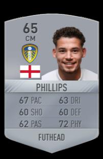 Kalvin Phillips fut 17