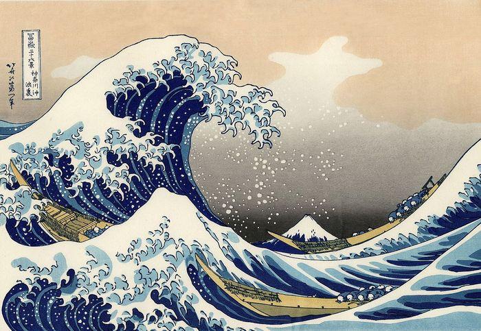 Assassin's Creed Japan 2022 Hokusai Great Wave off Kanagawa