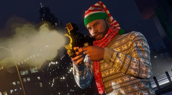 WORLDWIDE: GTA Online has remained a popular part of the series since it launched in 2013.