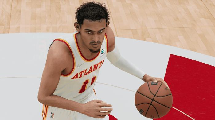 NBA 2k22 review gameplay
