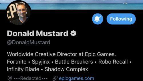 donald mustard redacted