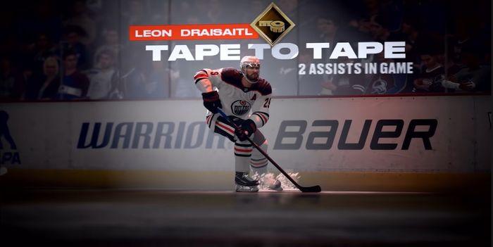 NHL 22 image of Leon Draisaitl