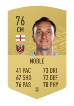 mark noble fifa 21 captain
