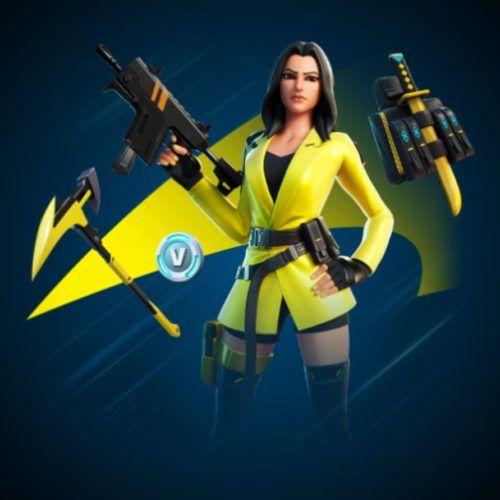 fortnite chapter 2 season 3 leaked skins yellow jacket starter pack 1