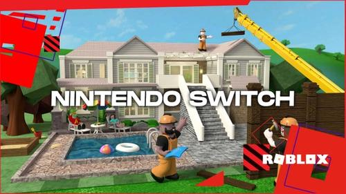 Playing Roblox On Nintendo Switch Is Roblox Coming To Nintendo Switch Current Platforms Next Gen Content And More