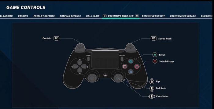madden 21 controls defense engaged