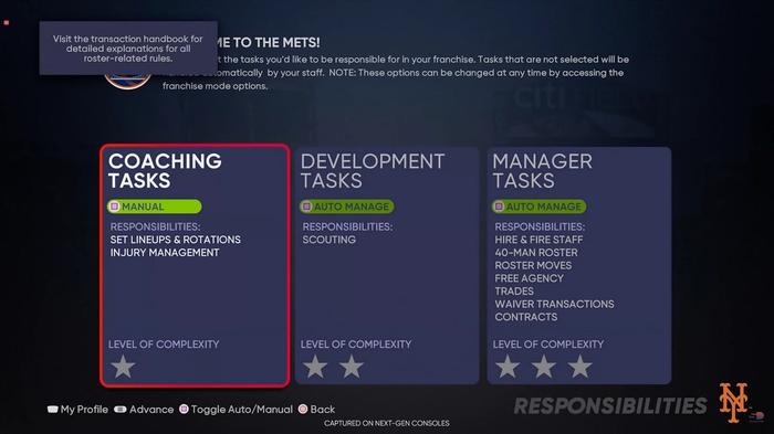 MLB The Show 21 Franchise Mode Trade Logic Intelligent Improvements