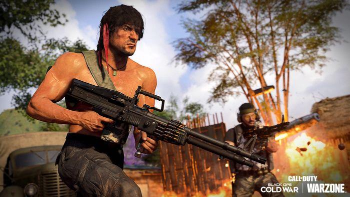 Season 3 Reloaded Roadmap Rambo M60