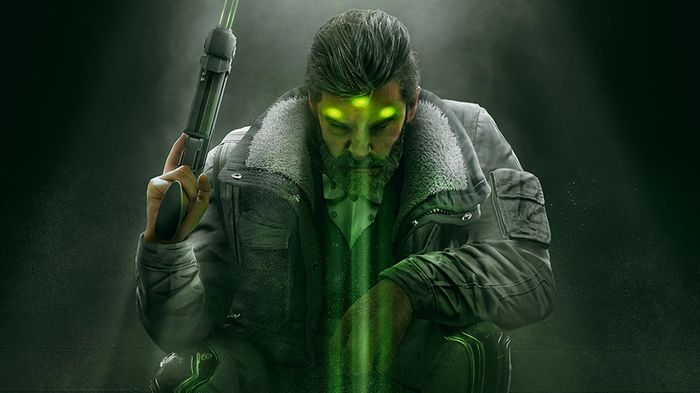Rainbow Six Siege Shadow Legacy Sam Fisher Ubisoft Splinter Cell