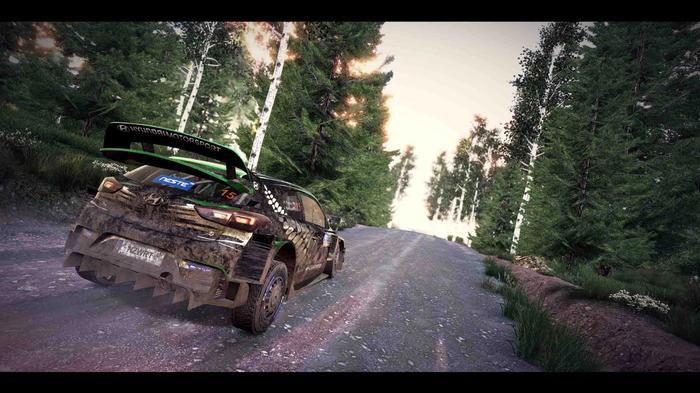 WRC9 Screenshots Finland Paddon 04