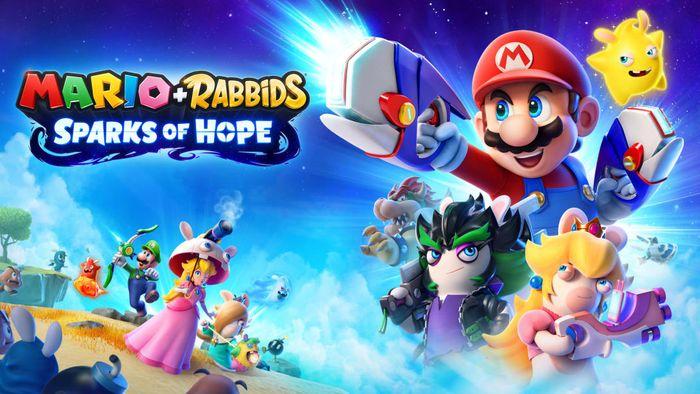 Mario + Rabbids Sparks of Hope leak E3 2021