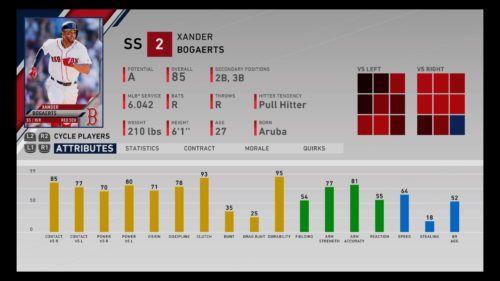 MLB The Show 20 Xander Bogaerts Diamond Dynasty Shortstop RTTS Franchise Mode
