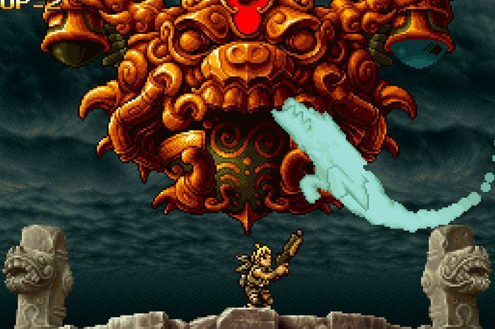 March 2021 Games With Gold Metal Slug 3 Boss Fight