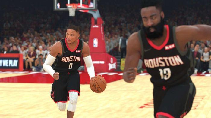 Russell Westbrook NBA 2K21