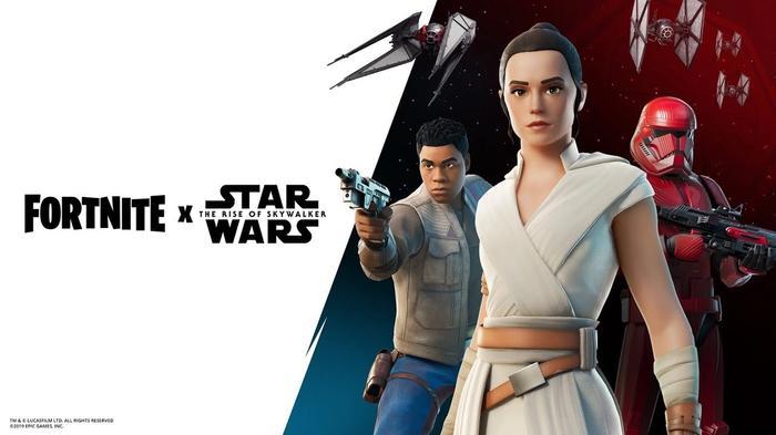 Fortnite X Star Wars - Gameplay Trailer - YouTube