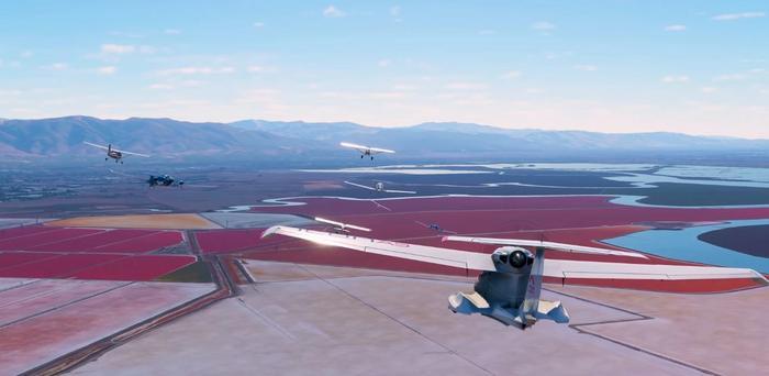 flight simulator open world servers