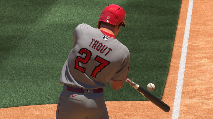 MLB The Show 21 Roster Update Mike Trout Ratings