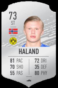 Haaland-base-card-fut