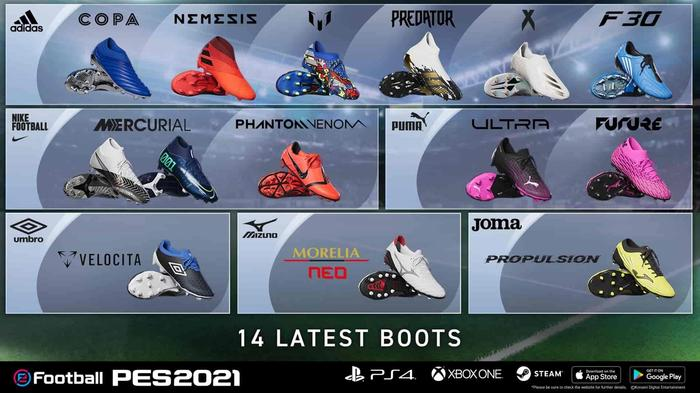 pes 2021 new boots data pack 2 min