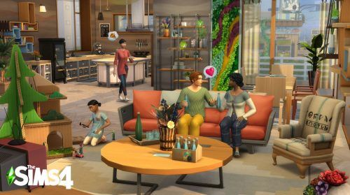 sims 4 eco lifetyle build buy