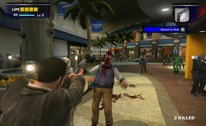 Dead Rising Remastered In Game Screenshot