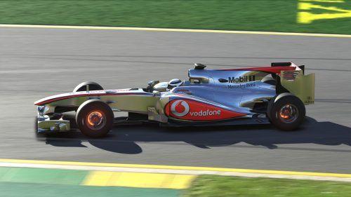 McLaren MP4-25 F1 2019
