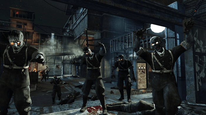 Call of Duty Outbreak Zombies Game Mode Open World