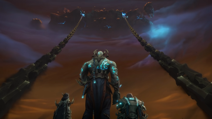 WoW Shadowlands 9.1 chains of domination sanctum of domination the jailer