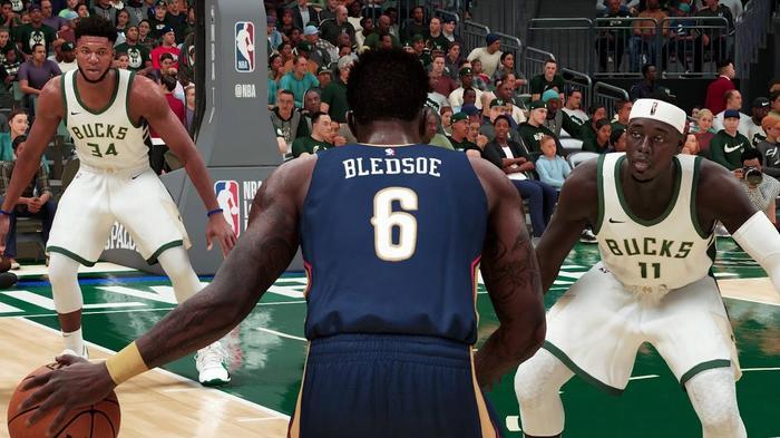 Bledsoe in NBA 2K22