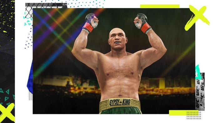 Tyson Fury UFC 4