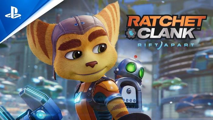 RIFT APART! The latest Ratchet & Clank offering is PS exclusive!