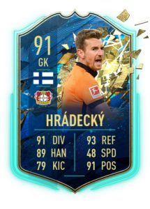 Hradecky TOTS FIFA 20