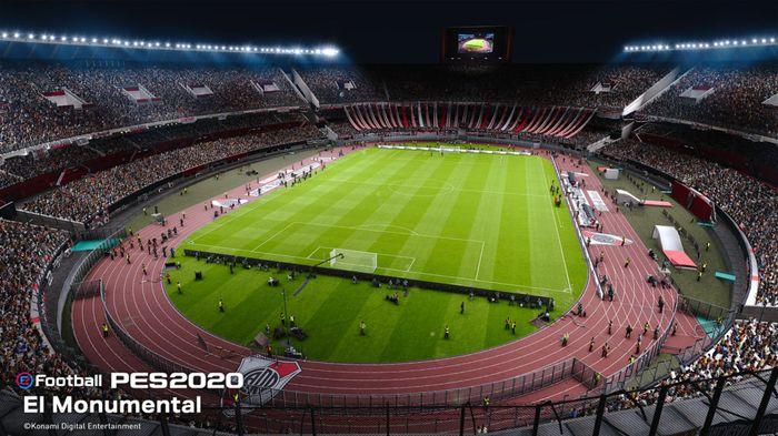 PES 2020 El Monumental