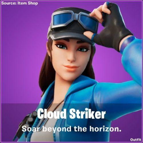 Cloud Striker