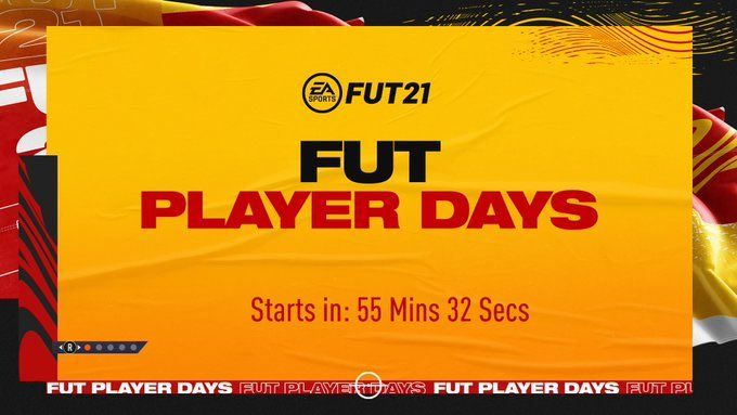 fifa 21 ultimate team player days