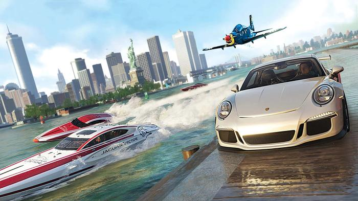 SQUAD UP - The mode of transport in the Crew 2 is down to you