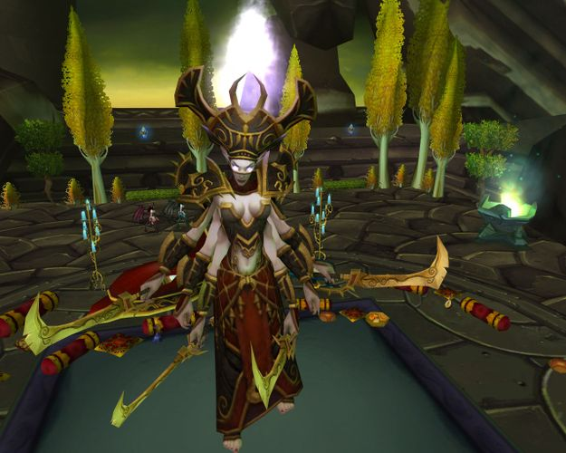 WoW Classic TBC Phase 3 black temple
