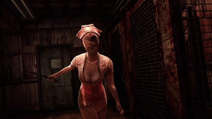 State of Play Predictions Silent Hill nurse