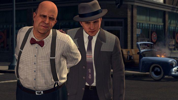 GTA 6 Nintendo Switch LA Noire