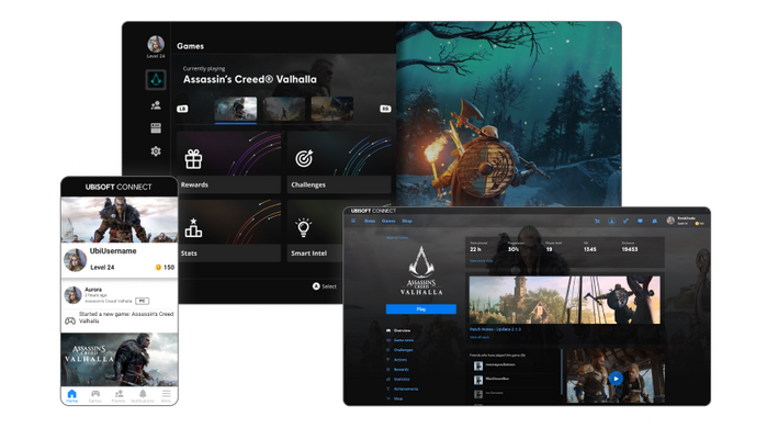 CROSS-PLATFORM: Ubisoft Connect will be a central hub for all Ubisoft games on all platforms