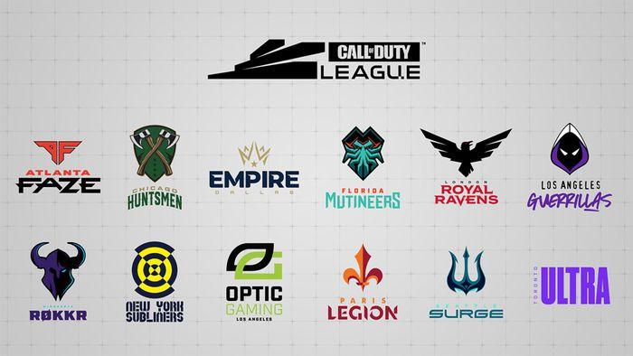 Cold War League Play CDL 2021 Line-up