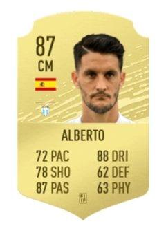 Luis Alberto FIFA 21