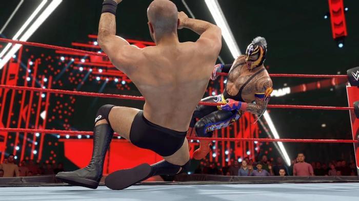 WWE 2K22 needs the thunderdome