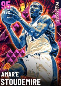 Possessed Amare Stoudemire NBA 2K21 1