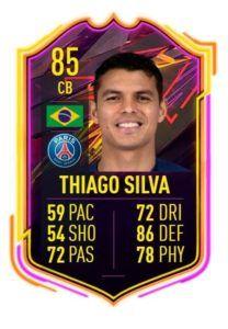 Thiago Silva fifa 21 otw